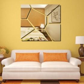 Decal Art Miroir décore mur