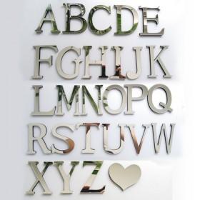 Lettres et numéros tailles sur mesures
