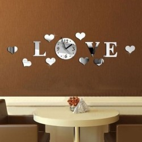 Montre Amour et love