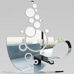 Miroir Tasse à café